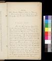 Samuel J. Reader's autobiography, volume 2 - p. 1