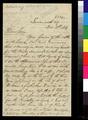 Mark W. Delahay to Samuel N. Wood - p. 1