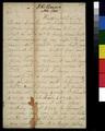 Jeremiah R. Brown to Samuel and Florella Adair - p. 1