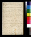 Jeremiah R. Brown to Samuel and Florella Adair - p. 4