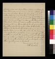 Abraham Lincoln to Mark W. Delahay - p. 2