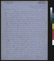 Andrew H. Reeder to John A. Halderman - p. 1