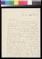 H. P. A. Smith to James W. Denver - p. 1