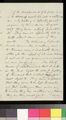 Charles Robinson to Emma Millard - p. 3