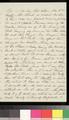 Sara Robinson to Charles Robinson - p. 3