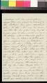 Sara Robinson to Charles Robinson - p. 2