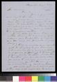 Eli Thayer to Charles Robinson - p. 1