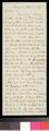 Charles Robinson to Sara Robinson - p. 1