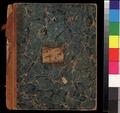 Joseph Trego diary, 1858-1859