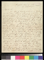 John C. Fremont to Charles Robinson - p. 1
