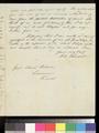 John C. Fremont to Charles Robinson - p. 3