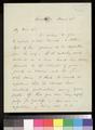 Nanthaniel P. Banks to Charles Robinson - p. 1