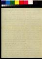 M. S. Cecilia Sherman to Sara Robinson - p. 2