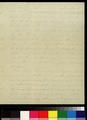 M. S. Cecilia Sherman to Sara Robinson - p. 3