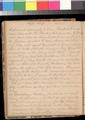 Joseph Trego's diary, 1857-1858