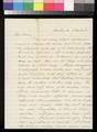 A. G. Bradford to James Denver - p. 1