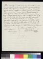 J. Williams to James W. Denver - p. 6
