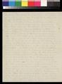 Augustus Wattles to George W. Brown - p. 2