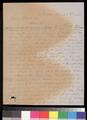 Samuel Cabot, Jr. to James Blood - p. 1