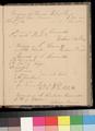 Receipt Book, October-November, 1856 - p. 19
