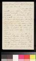 Franklin B. Sanborn to Thomas W. Higginson - p. 1