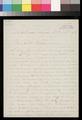 Dunn to Thomas W. Higginson - p. 1