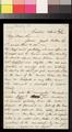 William Handy to Thomas W. Higginson - p. 1