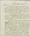 Platt Potter to C. P. Williams, H. H. Van Dyck, B. R. Wood, Deodalus Wright