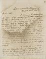 Thomas Ewing, Jr., to Sir J. M. Winchell - p. 1