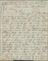 Charles Blair to John Brown - p. 1