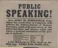 Public Speaking!