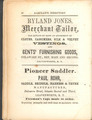 Barclay's Business Directory of Leavenworth for 1859