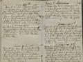 Isaac Tichenor Goodnow diary - p. 1