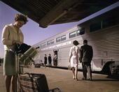 Atchison, Topeka & Santa Fe Railway's El Capitan passenger train