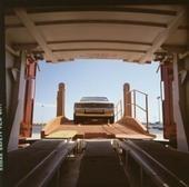 Autoveyor car interior, Oklahoma City, Oklahoma