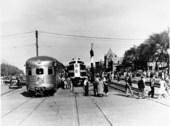 Atchison, Topeka, and Santa Fe Railway Company's FT diesel engines, Hutchinson, Kansas