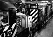 Atchison, Topeka,and Santa Fe Railway Company shops, Argentine, Kansas.