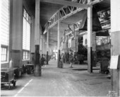 Atchison, Topeka & Santa Fe Railway Company's round house, Argentine, Kanas