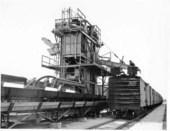 Atchison, Topeka, & Santa Fe Railway Company's refrigerator car, Argentine, Kansas.