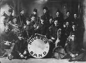 Huuse's Men's Band, Wellington, Kansas