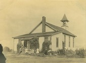 Pottawatomie Indian Mission church