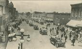 Parade in Neodesha, Kansas