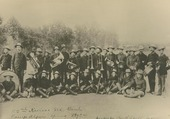 22nd Kansas volunteer band, Camp Alger, Virginia