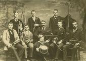 Beeson's Orchestra, Dodge City, Kansas