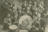 Bonner Springs Band, Bonner Springs, Kansas