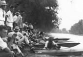 Motor boat racing