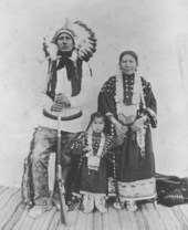 Little Chief and family