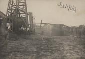 Oil derrick, Peru, Kansas