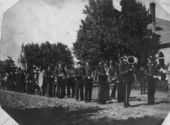 Middle Town Band, Winchester, Kansas