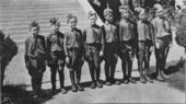 Boys from the State Industrial School